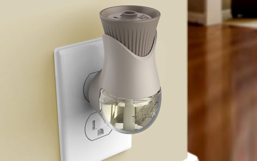 Wireless Air Freshener Spycam Vedosoft
