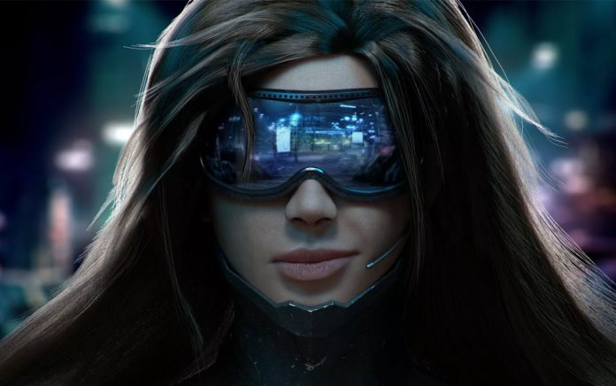 Robocop Glasses