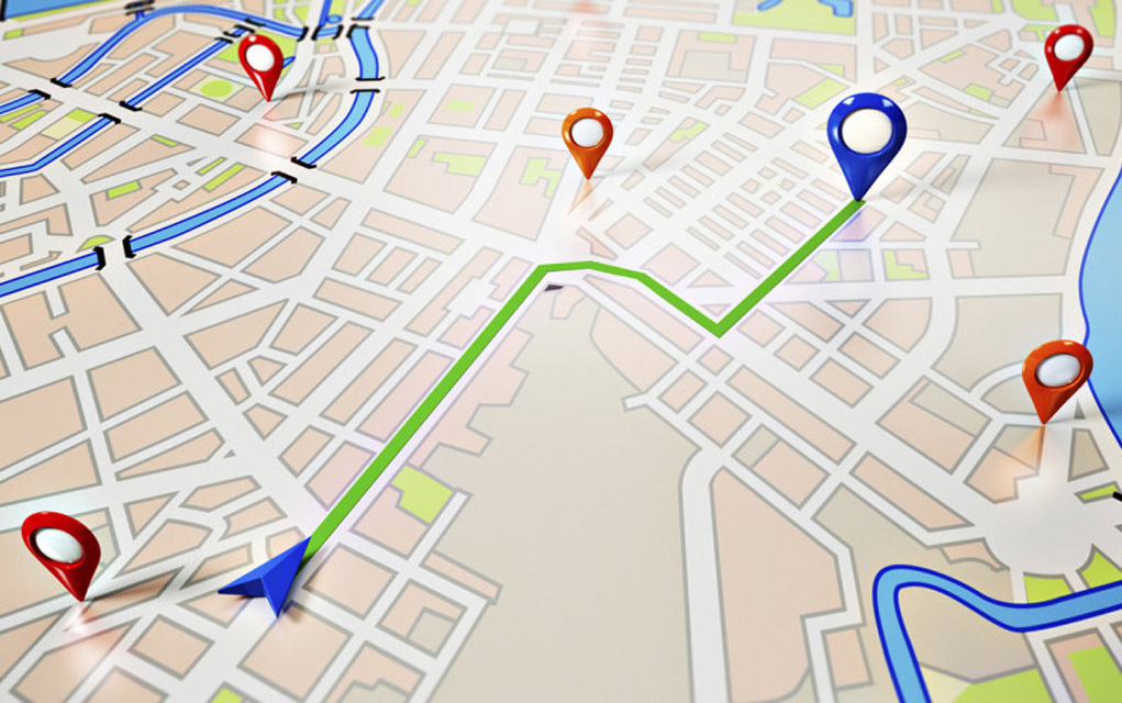 What is GPS Mapping Software? – Vedosoft